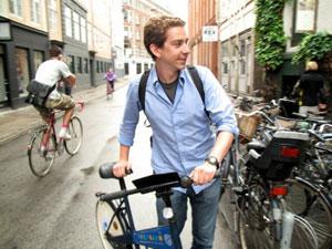 Jeffrey Donenfeld Bike Copenhagen