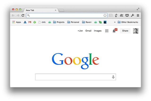 Google Start Page